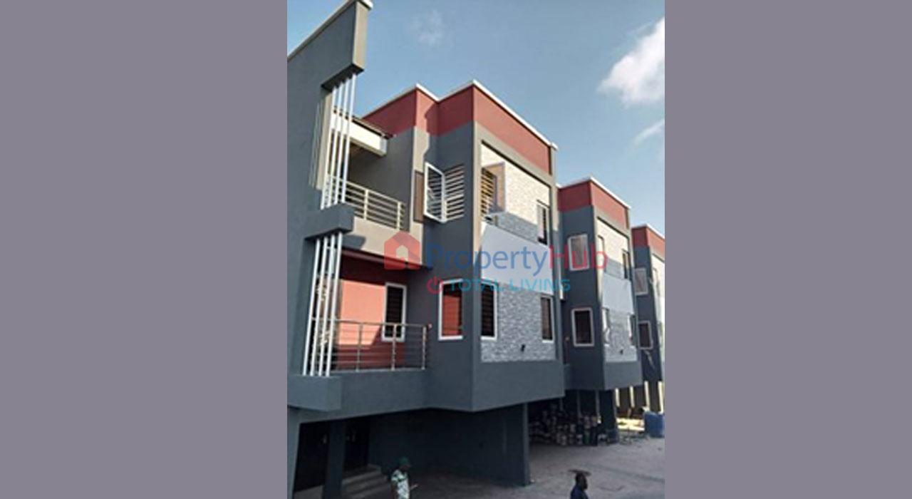4 Bedroom Terrace Apartment at Gbagada – Lagos